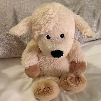 Fluffy Sheep Microwaveable Toy