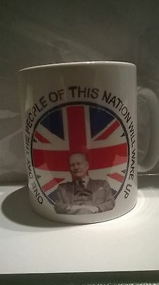 Enoch powell mug...One Day the people of this nation will wake up.,,,,,,