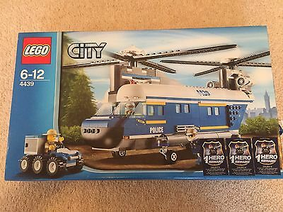 Lego 4439 Heavy-Lift Helicopter BNISB