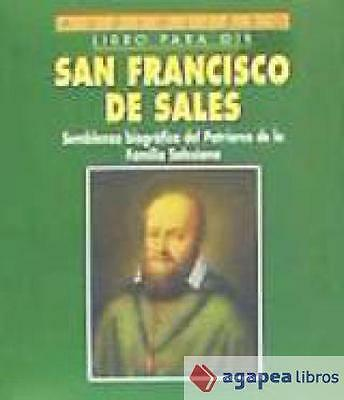 San Francisco De Sales. Audiolibro. + Cd. Libro Nuevo