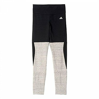 Adidas Girls Yg Aa Key Tgt Tights Size 9Y / 10Y 140Cm