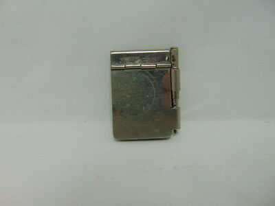 Vintage Maids Chatelaine Note Book With Mechanical Pencil missing chain