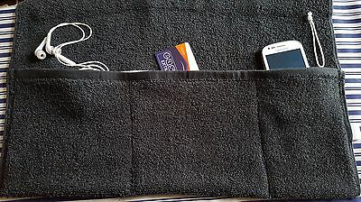 Gym Sweat Towel With Security Pockets