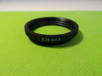 Minty Series 5.5 To E39/39Mm Filter Ring/step Up For Leica Cl 40Mm/90Mm M Lenses
