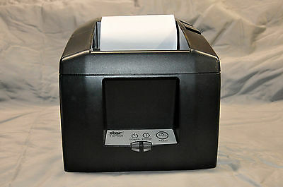 Star Micronics TSP651U-24 POS Thermal Receipt Printer, Power Supply & USB Cable