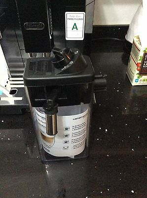 Delonghi Coffee Maker Milk Jug ECAM. 5513294571 brand new not boxed
