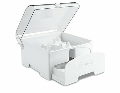 Cuisinart Elite Collection Accessory Storage Case for 12-Cup Food Processors