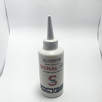 signal high quality oil lubricant sewing machine all purpose 40 cc. tool home