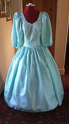Victorian Style Ballgown Theatrical Stage Costume