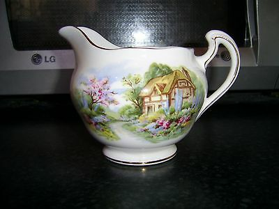 Royal Vale Bone China Cream Jug