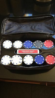 World Series Of Poker Chip Set