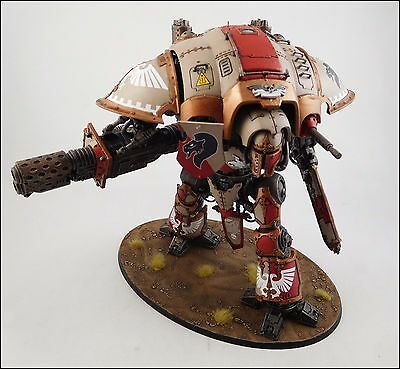 Errant [x1] Imperial knight [Warhammer 40,000 ] Painted