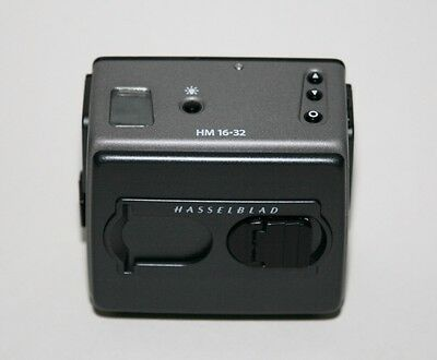 Hasselblad H1/2 etc camera film back HM 16 - 32 2nd of 2 in excellent condition