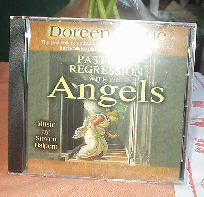 DOREEN VIRTUE/PASTILIFE REGRESSION with the ANGELS-CD-USED