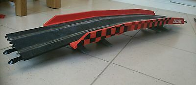 Scalextric SCX Bridge flyover support VGC. tRACK iNCLUDED