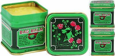 Bag Balm 1oz Tin Purse Size ( 3 pack )