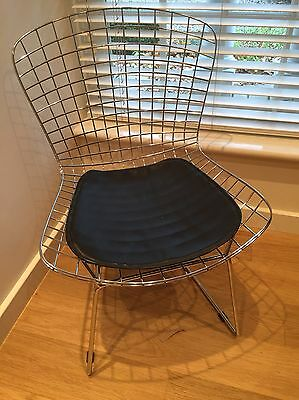 harry bertoia Inspired Chair- Mid Century Modern, Retro Vintage