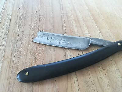 """Vintage Coupe Choux WADE & BUTCHER 6/8 Straight Razor"""" The Celebrated"""""""