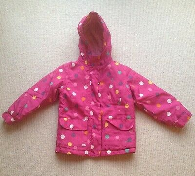Joules Girls Coat - Aged 5 years
