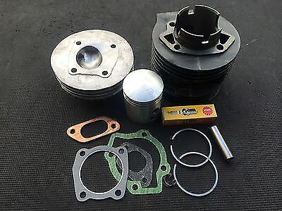 Lambretta 175 Cylinder Kit - Barrel Piston and Head SX GP LI