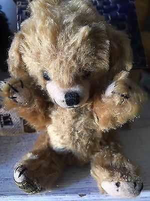 Vintage Merrythought Mohair Cheeky Bear