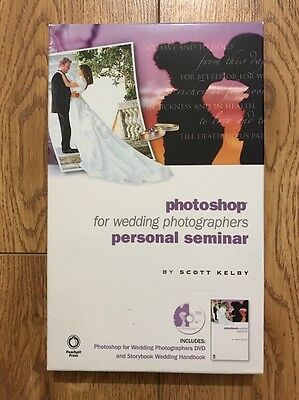 Photoshop for Wedding Photographers Kit: Interactive DVD Training and Guide by …