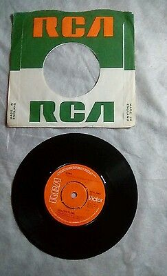 """David Bowie Golden Years / Can You Hear Me 7"""" Vinyl Single 1975 RCA 2640"""