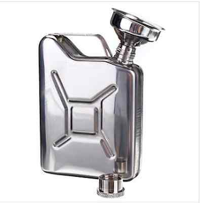 Portable 50oz Stainless Steel Mini Hip Flask Liquor Whisky Pocket Bottle With