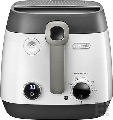DeLonghi Fritteuse Easy Clean System FS 6067 ws/ant