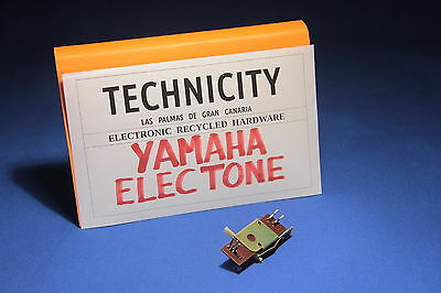 Electone Yamaha   - Pedal  Switch Board  For Electone Organs     - Tested