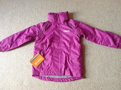 Regatta Waterproof Jacket (5-6years) new with tags