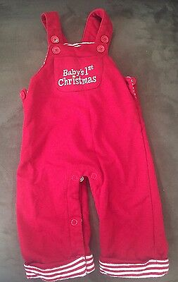 Baby's 1st Christmas Outfit - NB/0-3 Months