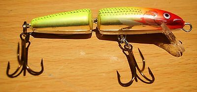 RAPALA J7 CHROME jointed minnow bass pike lure Coarse Saltwater fishing NEW