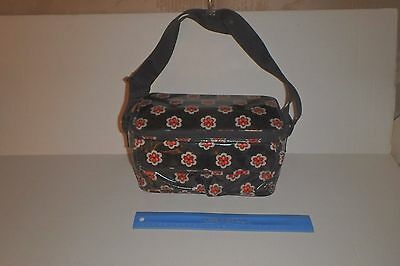 Vera Bradley Pirouette Stay Cooler Lunch Bag Tote