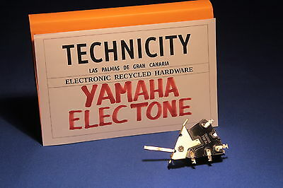 YAMAHA ELECTONE TVR-6a  - FADER   FOR ELECTONE ORGANS - TESTED