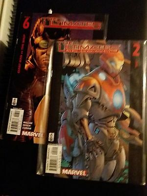 Marvel Ultimates #2 And #6