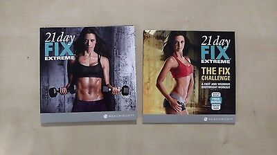 21 Day Fix Extreme Workout DVDs - BeachBody