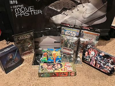 Star Wars Lot Rogue One Vintage Black Friday Sale Christmas Collection Nintendo