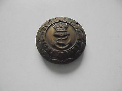 Button. Royal Marines Light Infantry.