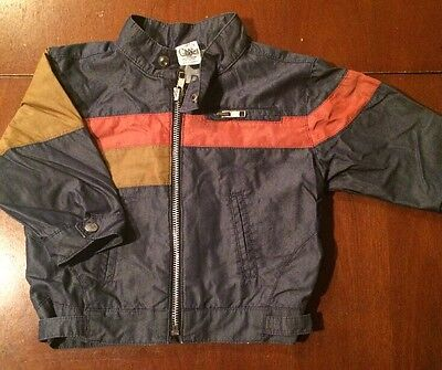 Baby Gap Boys Lined Jacket 6-12 Months