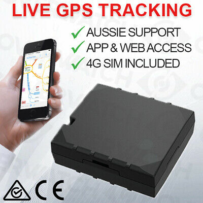 3G Mini Hard Wired GPS Tracker Live Realtime Vehicle Car Spy Tracking Device