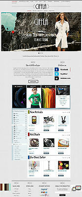 Premium ebay Store Design & Listing Page Template -Responsive Modern Shop Design