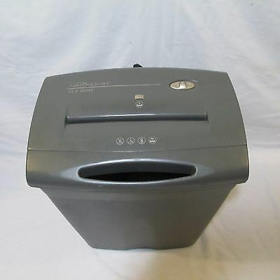 Compucessory CCS 60052 Paper Shredder with Basket For Home or Office