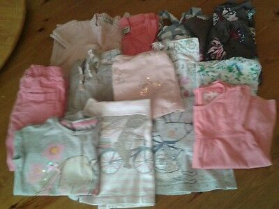 Girls next bundle 13 items age 18-24 months / 1/2-2yrs