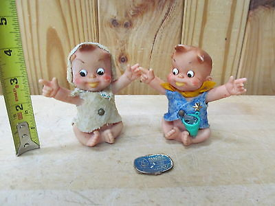 2 Vintage Wind-up Dancing Baby Toys – West Germany Limmer Hummelwerk