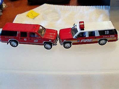 Limited Fire Trucks Los Angeles Battalion Chief, Nyfd Battalion Chief Die Cast