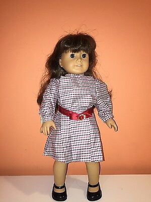 American Girl doll Samantha with extra clothes