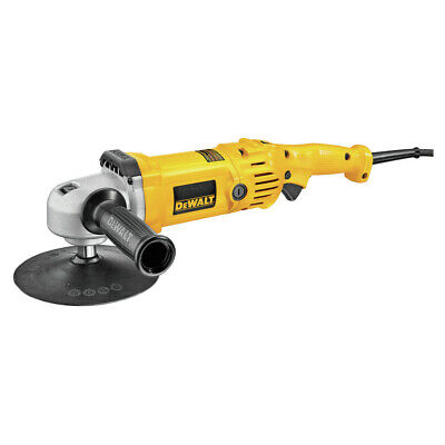 "DEWALT 12 Amp 7""/9"" Electronic Variable Speed Polisher DWP849 New"