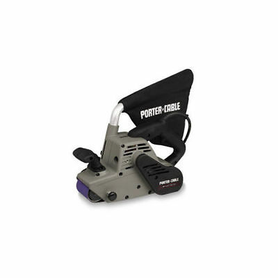 """Porter-Cable 3"""" x 24"""" Belt Sander with Dust Bag 360 New"""