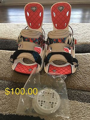 Men's Flow Snowboard Bindings M9 Special Edition